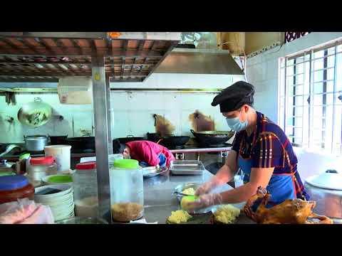 Nhà hàng Đông Nam phòng chống dịch COVID
