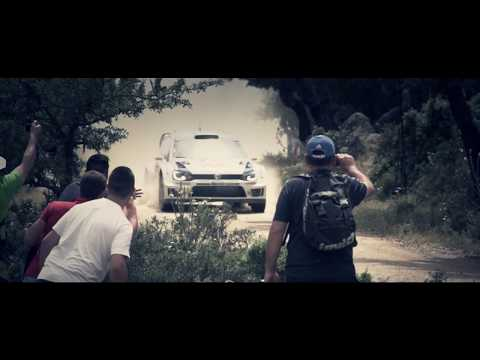 WRC Rally Italia Sardegna 2014 Slow Motion