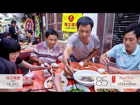 BrandZ Top 100 Most Valuable Chinese Brands | 2014 | Countdown