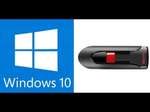 How To Install Windows 7, 8.1, & 10 From USB Flash Drive - Tutorial (Easiest Method)