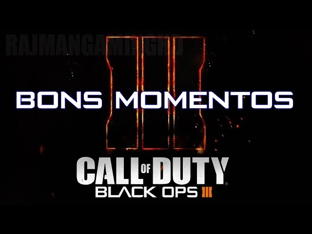 Black Ops Iii - Bons Momentos