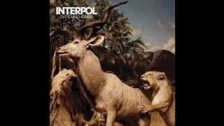Interpol-Pace is the Trick [lyrics]