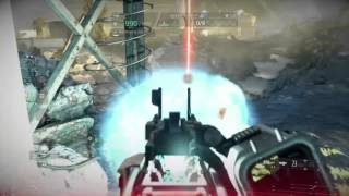 Killzone: Shadow Fall Intercept Co-op - The DMZ Long Game Solo (2nd Attempt)