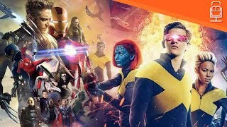 X-Men & Fantastic Four come home in January