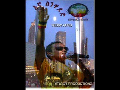 Teddy Afro