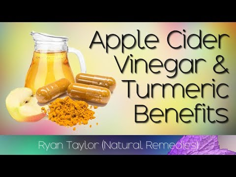 turmeric-and-apple-cider-vinegar:-benefits