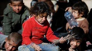 اليوم العالمي لأيتام الحروب...اطفال سوريا والعراق اكثر تضررا