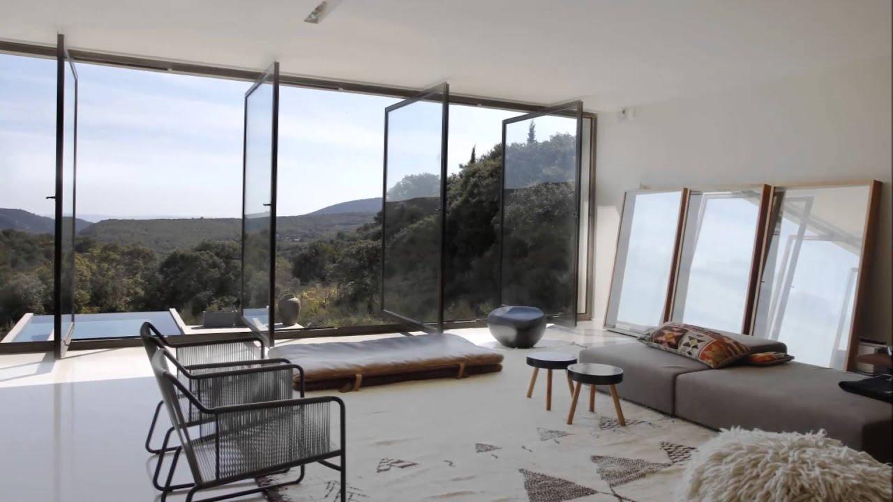 Luberon surprenante villa d 39 architecte face la provence for Architecte luberon