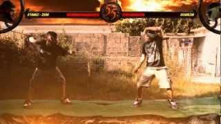 psy gangnam style 강남스타일 epic battle mortal kombat parody ep 0