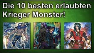 Yu-Gi-Oh!   Top 10 Krieger Monster!