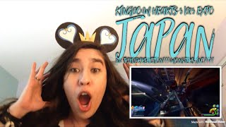 Kingdom Hearts 3 D23 Expo Japan Trailer Reaction!!! Also Monsters Inc.?!