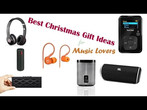 christmas gadgets gift ideas for music lovers best christmas gift for music lovers