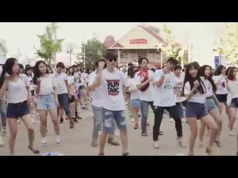 울산시(Ulsan)  l 자원봉사 참여 홍보 플래시몹 '행복합니다'