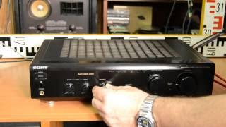 SONY TA FE310R Super Legato Linear Amplifier Verstärker