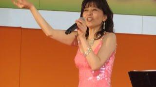 武生中央公園において開催された石野真子歌謡ショーを観てきました。