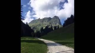 Швейцария. Альпы.(Альпы такие же красивые, как наши Карпаты. Но от таких смотровых площадок в Карпатах я бы не отказался!, 2016-09-25T19:27:55.000Z)