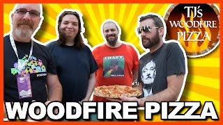 TJ's Woodfire Pizza - The Big Al - with Special Guests CultMoo | KBDProductionsTV