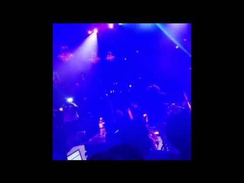 Playa Fly - Gettin It On - live w/ band for the 1st time ever RARE