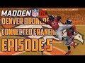 Madden NFL 18 - Denver Broncos Connected Franchise Ep. 5: Shutting Down Odell Beckham Jr!