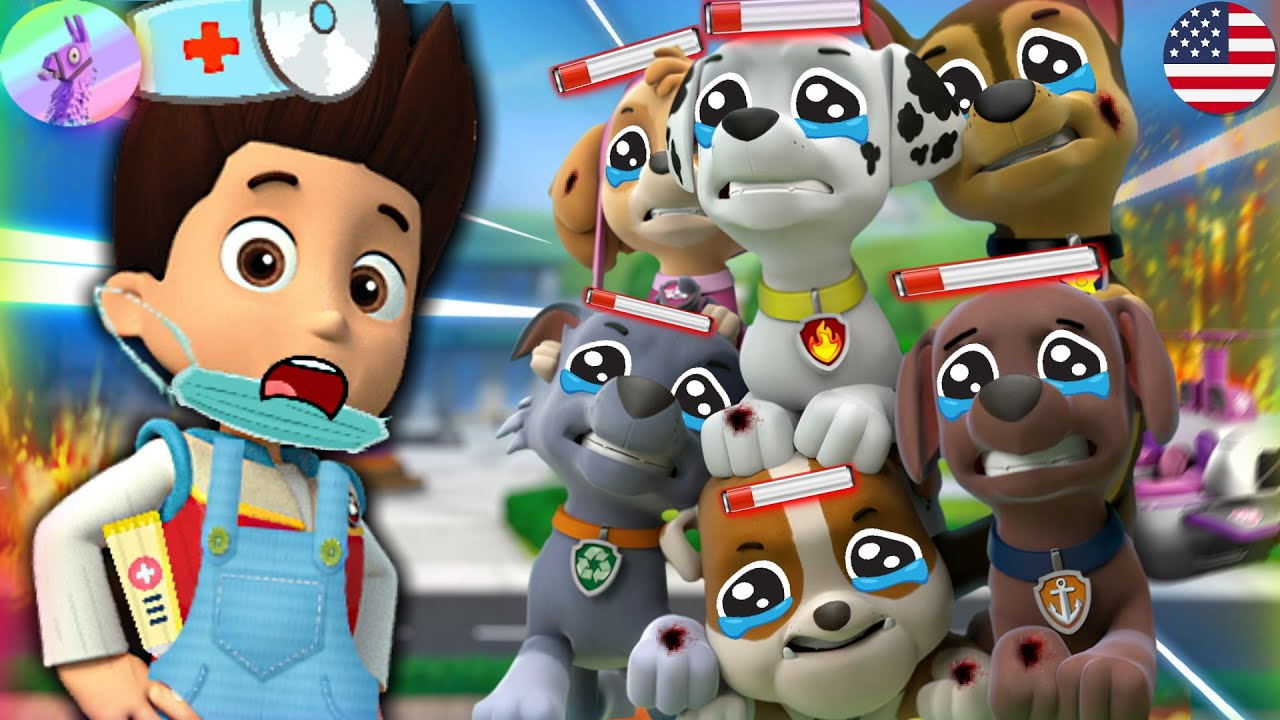 👀PAW Patrol On a Roll: All Pups Save Adventure Bay! Super Rescue Robot Mission #54 -Games HD