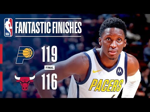 The Pacers and Bulls Engage in a Fantastic Finish | January 4, 2019