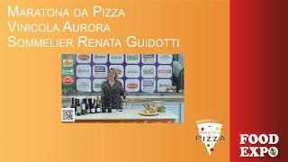 Thumbnail/Imagem do vídeo Vinicola Aurora - Harmonização de Pizzas e Vinho