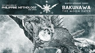 bakunawa moon eating dragon of the philippines