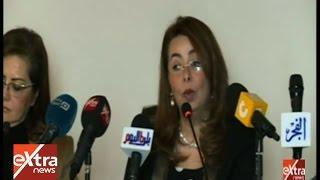فيديو| وزيرة التضامن: السيسي أمر برفع 8000 دعوى نفقة