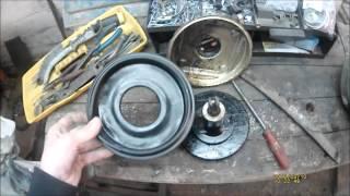 видео ремкомплект вакуумного усилителя тормозов