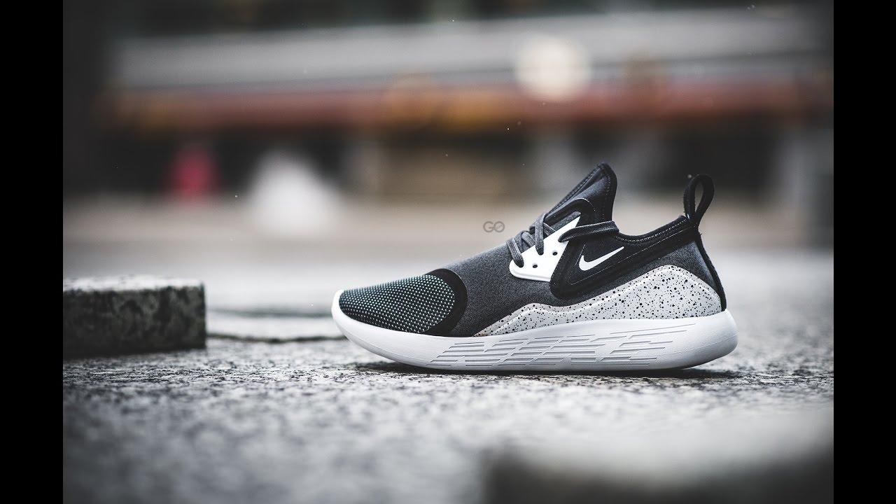 quality design 1afa0 7e969 Review   On-Feet  Nike Lunarcharge Premium LE