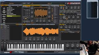 Vengeance Producer Suite - Avenger - 16 Bit Era Expansion Walkthrough