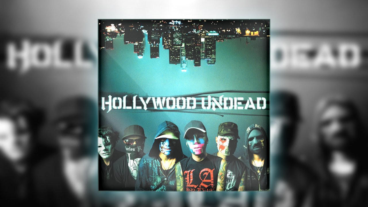 Hollywood Undead - This Love, This Hate [Lyrics Video]