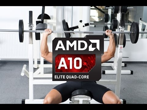 AMD A10 6800K R... I 7 6800k Benchmarks