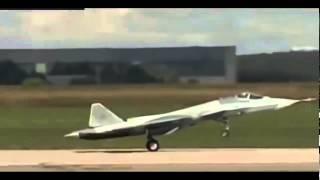 Оружие! Америкосы писяются, когда видят этот самолет Т50!