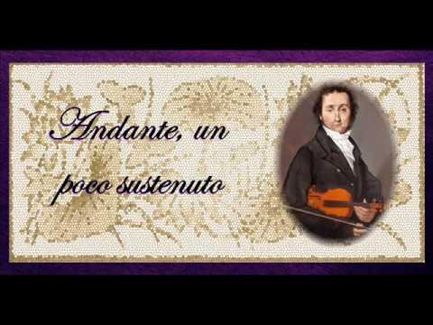 Paganini - Violin Concerto No. 5