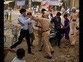 Công an giao thông đánh người về tội săm chổ   -caĩ nhau tay đôi với người dân -THANH MIÊN HD