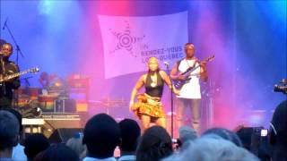 Diblo Dibala - Festival Nuits d'Afrique - 21 Juillet 2012