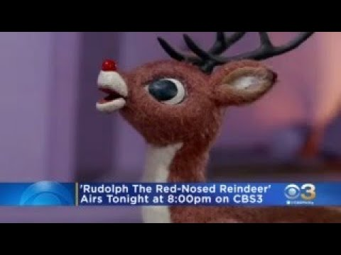 'Rudolph The Red-Nosed Reindeer' Airs Tuesday Night On CBS3