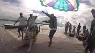 Mauritius Catamaran Ile aux Cerfs