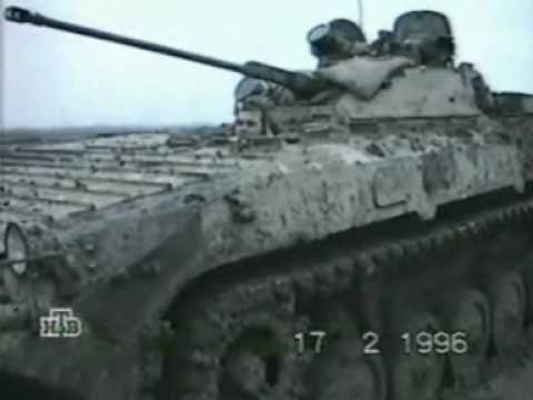 Time of war. First Chechen War-1/5