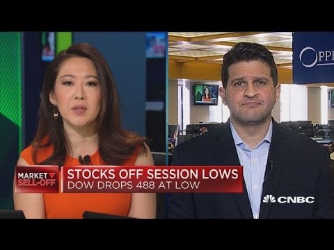 S&P 500 volatility a transition from uptrend to a range, says Oppenheimer's Ari Wald