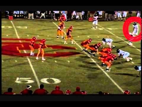 Jamison Gardner SS/FB Class of 2011 Highlights