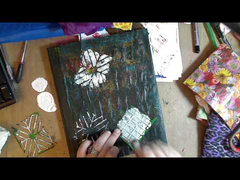 How to- Make a Junk Journal with Magazine-pt 1