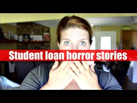 The Disturbing Truth About Student Loans