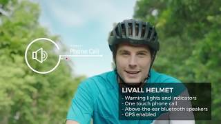 CES 2018 - LIVALL SMART HELMET / PHILIPS SMARTSLEEP