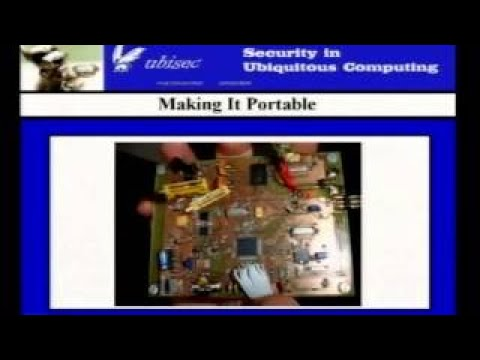 DEF CON 14 Hacking Conference Presentation By Rieback Hackers Guid to RFID Video