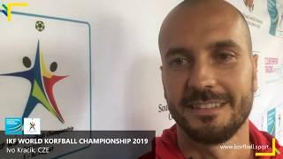 Interview: Ivo Kracík, CZE #WKC2019