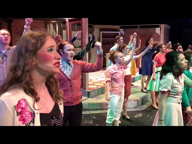 "Camas Theatre's ""Little Shop of Horrors"" Preview"