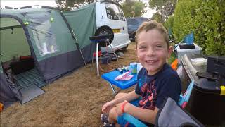 Camping Du Letty August 2018