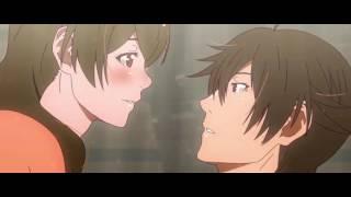 Kizumonogatari 3: Reiketsu-hen Kiss Scene HD / 傷物語〈Ⅲ冷血篇〉